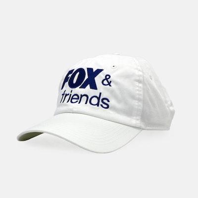wholesale dealer d20d7 c2b90 Fox   Friends White Hat