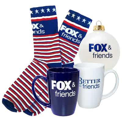 Fox News Fox & Friends Bundle