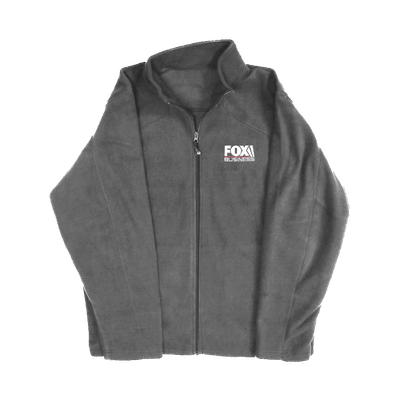 Fox Business Women's Charcoal Fleece Jacket