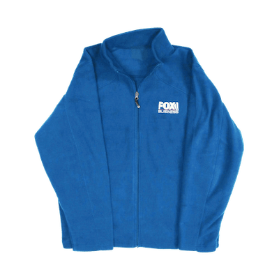 Fox Business Women's Royal Blue Fleece Jacket