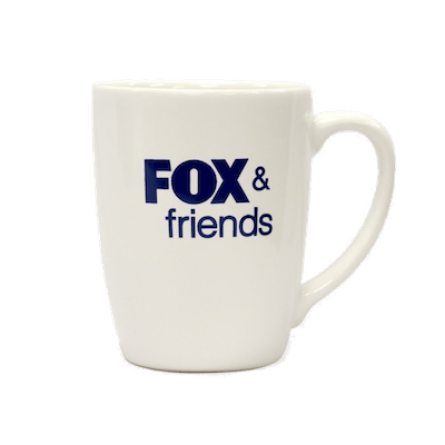 Fox & Friends Coffee Mug
