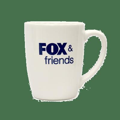 Fox News Fox & Friends Coffee Mug