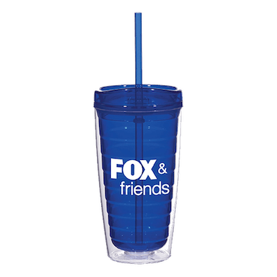 Fox News Fox & Friends Tumbler