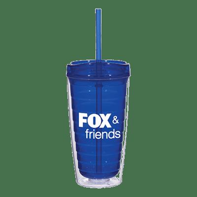 Fox News Fox & Friends Tumbler