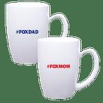 Fox News Fox Mom Fox Dad Logo Bundle
