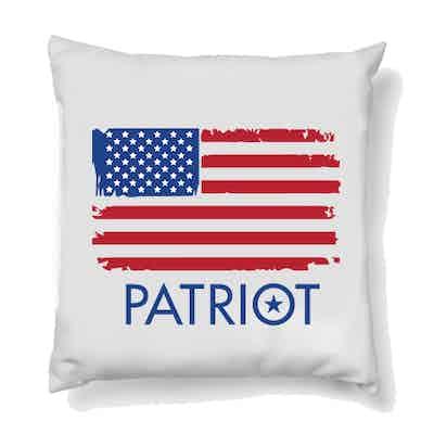 Fox Nation Patriot Throw Pillow
