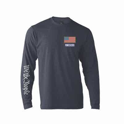 Fox Nation 'We The People' Long Sleeve T-shirt