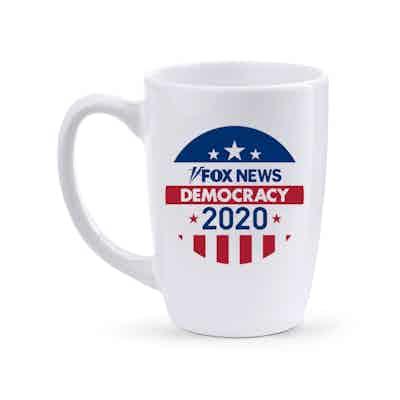 Fox News Democracy 2020 Mug