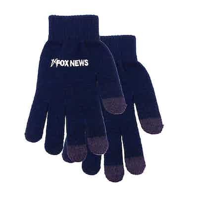 Fox News Logo Gloves