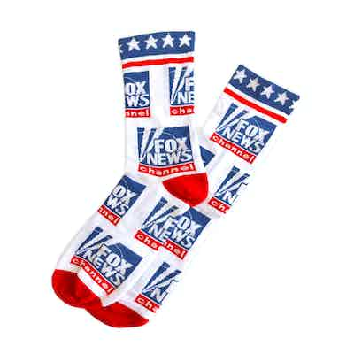 Fox News Stars & Stripes Socks