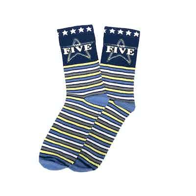 Fox News The Five Socks