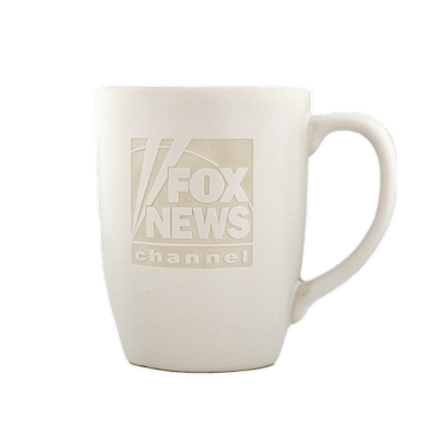 Fox News Sand Carved Mug
