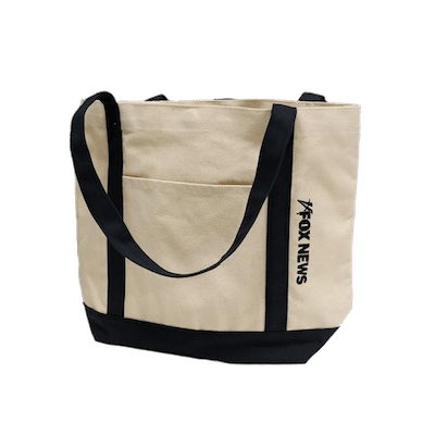 Fox News Pocket Tote