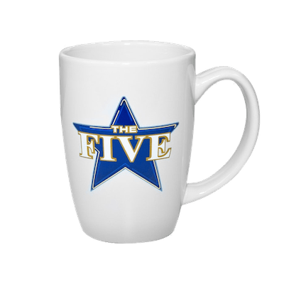 Fox News The Five Coffee Mug