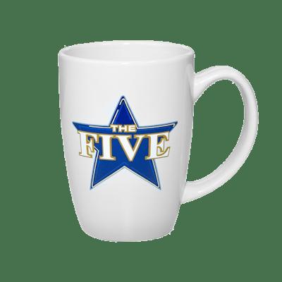 Fox News The Five Coffee Mug