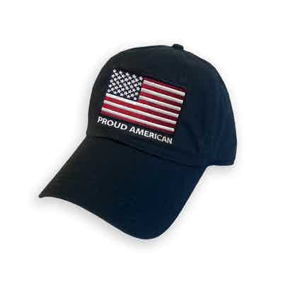 Fox News Proud American Hat