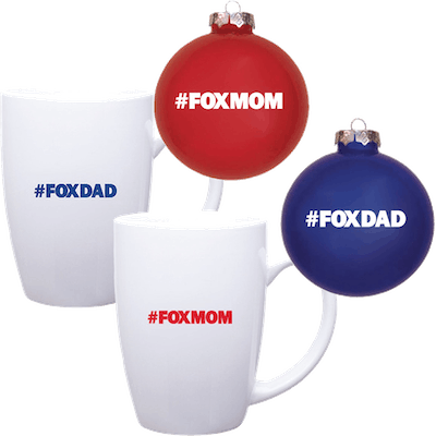 Fox Mom & Fox Dad Holiday Bundle