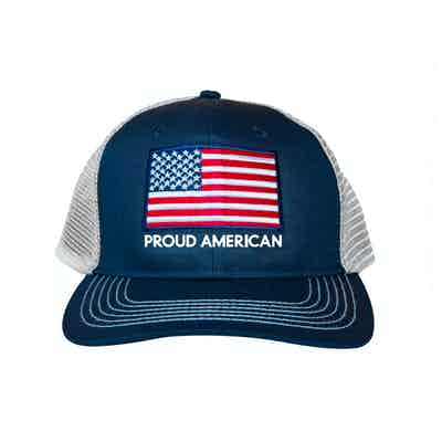 Fox News Proud American Trucker Hat