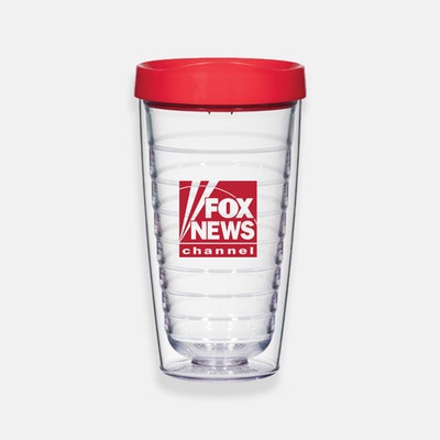 Double Walled Logo Tumbler